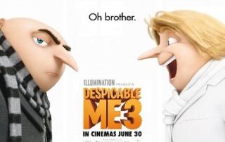 DESPICABLE ME 3 (U)