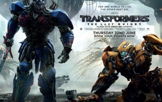 TRANSFORMERS: THE LAST KNIGHT (12A)