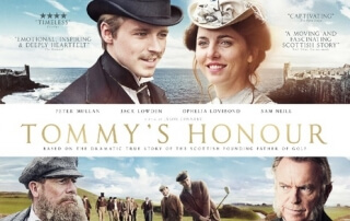 TOMMY'S HONOUR (PG)