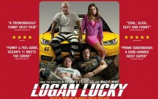 LOGAN LUCKY (12A)