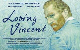 LOVING VINCENT (12A)