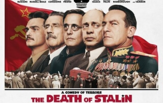 The Death of Stalin (Review)