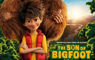 THE SON OF BIGFOOT (PG)