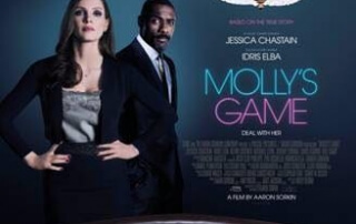 Molly's Game (Review)
