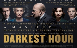 DARKEST HOUR (PG)