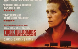 Three Billboards Outside Ebbing, Missouri (Review #2)
