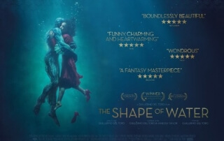 The Shape of Water (Review #2)