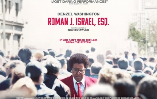 Roman J. Israel, Esq. (Review)