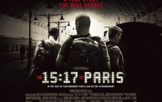 The 15:17 to Paris (Review)