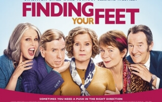 Finding Your Feet (Review)