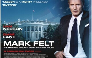 MARK FELT: THE MAN WHO BROUGHT DOWN THE WHITE HOUSE (12A)