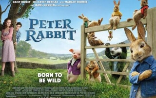 PETER RABBIT (PG)