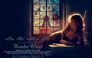 WONDER WHEEL (12A)