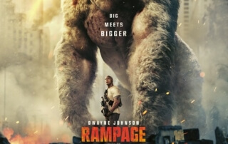 RAMPAGE (12A)