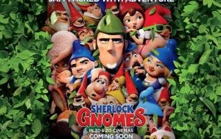Sherlock Gnomes (Review)