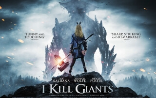 I KILL GIANTS (12A)