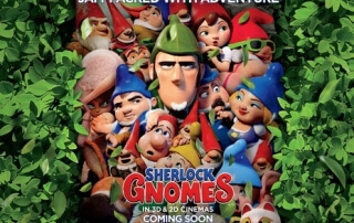 SHERLOCK GNOMES (U)