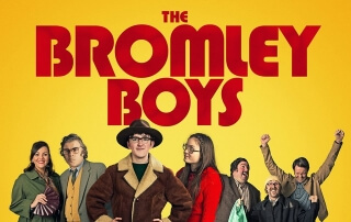 THE BROMLEY BOYS (PG)