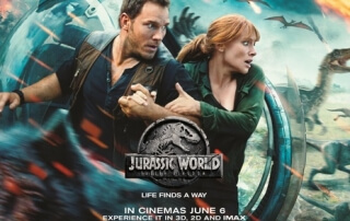 Jurassic World: Fallen Kingdom (Review)