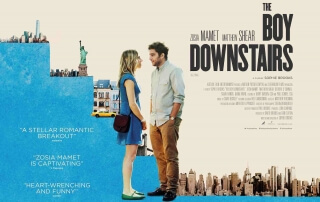 THE BOY DOWNSTAIRS (12A)