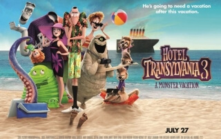 Hotel Transylvania 3: A Monster Vacation (Review)