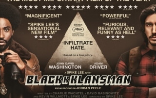 BlacKkKlansman (Review)