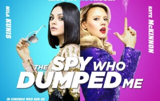 The Spy Who Dumped Me (Review)