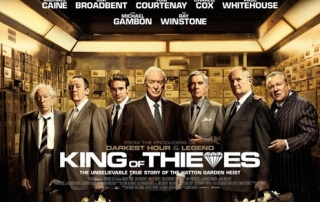 King of Thieves (Review)