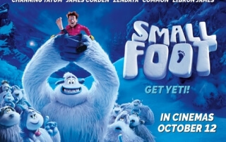 Smallfoot (Review)