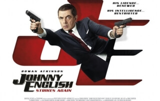 Johnny English Strikes Again (Review)