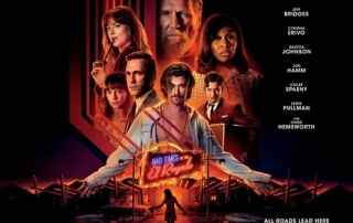 Bad Times At The El Royale (Review)