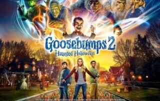 GOOSEBUMPS 2: HAUNTED HALLOWEEN (PG)