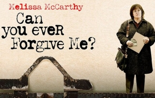 Can You Ever Forgive Me? (BFI London Film Festival Review)