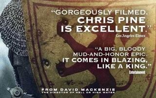 Outlaw King (BFI London Film Festival Review)