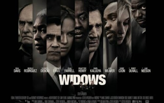 Widows (BFI London Film Festival Review)
