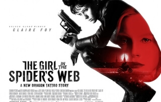 The Girl in the Spider's Web (Review)