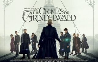 Fantastic Beasts: The Crimes of Grindelwald (Review)