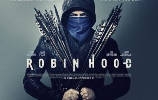 ROBIN HOOD (12A)