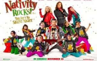 NATIVITY ROCKS! (U)