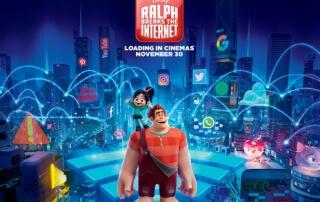 RALPH BREAKS THE INTERNET: WRECK-IT RALPH 2 (PG)
