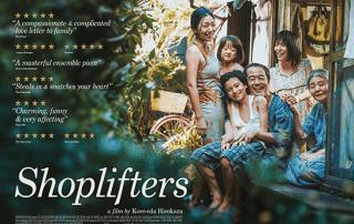 SHOPLIFTERS (15)