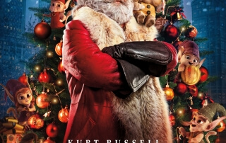 THE CHRISTMAS CHRONICLES (PG)