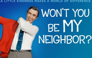 WON'T YOU BE MY NEIGHBOR? (12A)
