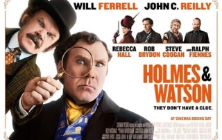 HOLMES & WATSON (12A)