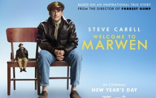 WELCOME TO MARWEN (12A)