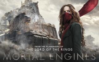 MORTAL ENGINES (12A)
