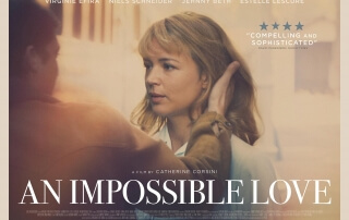 AN IMPOSSIBLE LOVE (15)
