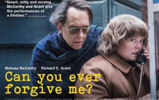 Can You Ever Forgive Me? (Review #2)