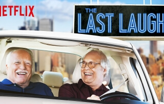 THE LAST LAUGH (12A)