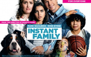 INSTANT FAMILY (12A)